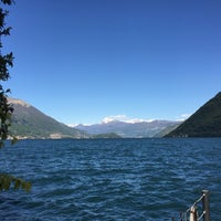 Photo taken at Crotto Dei Platani by Anna Z. on 5/1/2016