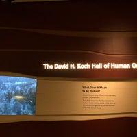 Foto diambil di David H. Koch Hall of Human Origins oleh Gobinath M. pada 12/30/2017
