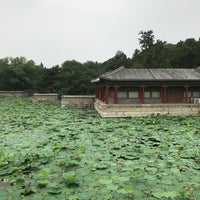 Photo taken at 十七孔桥 by Pedro D. on 6/12/2018