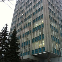 Photo taken at Институт проблем сверхпластичности металлов (ИПСМ) РАН by Максим М. on 12/3/2012