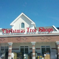 Photo taken at Christmas Tree Shoppes by Emily D. on 4/6/2013