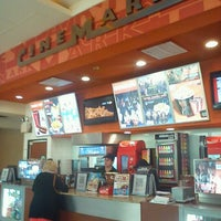 Photo taken at Cinemark Palermo by Erica G. on 2/3/2013
