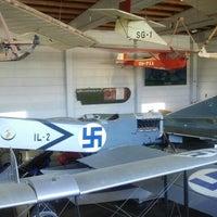 Photo taken at Suomen Ilmailumuseo / Finnish Aviation Museum by Николай Щ. on 3/10/2013