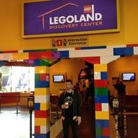 Photo taken at LEGOLAND Discovery Center Atlanta by Greg C. on 11/9/2012