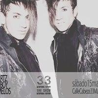 Foto tomada en Club 33 por Los Jemelos el 3/15/2014