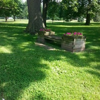 Photo taken at Union Park by Alex T. on 6/3/2016