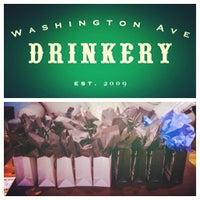 Photo taken at Washington Avenue Drinkery by Backside Five on 3/23/2013