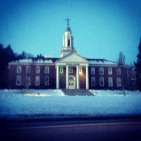 Photo taken at Babson College by Will H. on 1/18/2013
