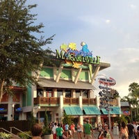 Photo taken at Jimmy Buffet's Margaritaville by Will H. on 6/18/2013