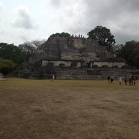 Photo taken at Altun Ha Archaeological Site by Mynor L. on 5/23/2013