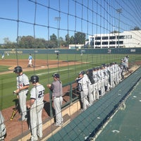 Photo taken at Anteater Ballpark - Cicerone Field by Erin B. on 3/12/2013