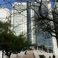 Photo taken at Faculdade de Ciências Sociais e Humanas da Universidade Nova de Lisboa by José Maria X. on 1/28/2013