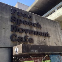Photo taken at Free Speech Movement Cafe by Sebastian P. on 8/13/2013