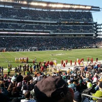 Photo taken at Lincoln Financial Field by Andrew E. on 12/23/2012