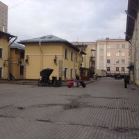 Photo taken at Hostel 365-SPb by Stanislav M. on 5/1/2017