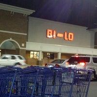 Photo taken at Bi-Lo by Shawn L. on 10/10/2012