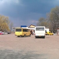 Photo taken at Автовокзал Вижниця by Сергій on 4/23/2013