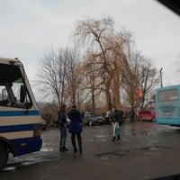 Photo taken at Автовокзал Вижниця by Сергій on 3/1/2015