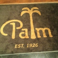 Photo taken at The Palm by The Bite Life w. on 3/10/2013