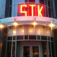 Photo taken at STK Atlanta by The Bite Life w. on 1/16/2013