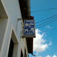Photo taken at Salão Azul by Bruno B. on 2/28/2013