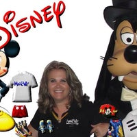 Photo taken at DISNEY com Maria Folle by Maria F. on 8/21/2014