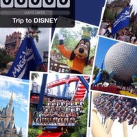 Photo taken at DISNEY com Maria Folle by Maria F. on 7/12/2014