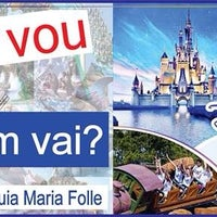 Photo taken at DISNEY com Maria Folle by Maria F. on 3/21/2014