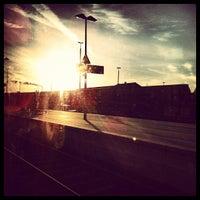 Photo taken at Bahnhof Euskirchen by Canoneyeger on 9/20/2012
