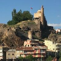 Photo taken at İspir Kalesi by İsmet B. on 6/29/2017