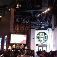 Photo taken at Starbucks by Bekkul D. on 10/8/2012