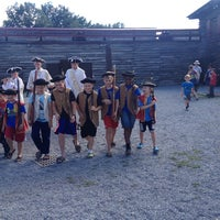 Photo taken at Fort William Henry by Carol M. on 8/15/2013