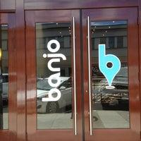 Photo taken at Banjo HQ by Rodrigo L. on 7/16/2013