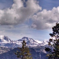 Photo taken at The Windriver Mountains by John on 8/30/2014