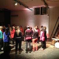 Photo taken at ESC Atelier Autogestito by Raffaella M. on 10/24/2014