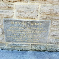 Photo taken at The Perth Mint by Naveen N. on 6/28/2016