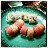 Photo taken at Abashiri Japanese Restaurant by Ericka A. on 7/26/2013