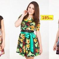 Photo taken at UaMode - Магазин женской одежды от производителя by Pavel T. on 4/1/2014