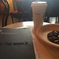 Снимок сделан в Starbucks пользователем Nastya L. 8/25/2014