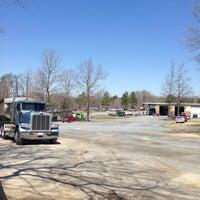 Photo taken at Trexler Trucking Inc by Sara F. on 4/1/2013