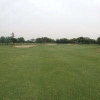 Photo taken at Yintao Golf by Michael N. on 5/9/2014