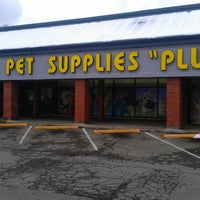 Photo taken at Pet Supplies Plus by Victor M. on 3/7/2013