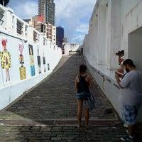Photo taken at Teatro Vila Velha by Lucas M. on 6/1/2013