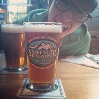 Photo taken at Snake River Brewery & Restaurant by Luke B. on 7/13/2013