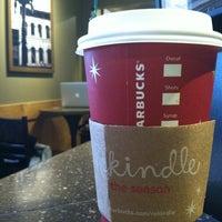 Photo taken at Starbucks by Lauren O. on 11/5/2012
