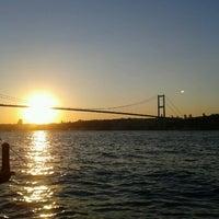 Photo taken at Tarihi Beylerbeyi Balıkçısı by Cansu Y. on 9/22/2012