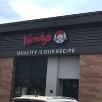 Photo taken at Wendy's by David R. R. on 7/9/2017
