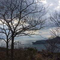 Photo taken at 経ヶ森 山頂 by 香心☆彡 n. on 3/21/2014