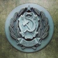 Снимок сделан в Всероссийский музей декоративно-прикладного и народного искусства пользователем Pavel T. 5/18/2013