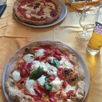 Photo taken at Antica Pizzeria e Ristorante Port'Alba by David M. on 8/17/2015